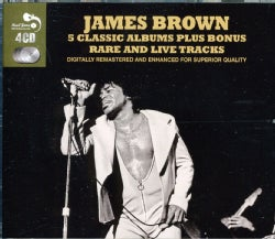 JAMES BROWN - FIVE CLASSIC ALBUMS PLUS
