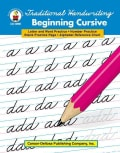 Traditional Handwriting Beginning Cursive (Paperback)