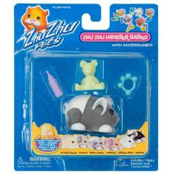 Zhu Zhu Babies  'Muffin' Toy Hamster