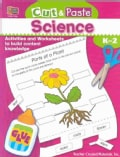 Cut & Paste Science: Grades 1-3 (Paperback)