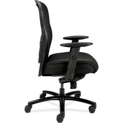 basyx by HON VL705 Black Mesh Back Big and Tall Chair