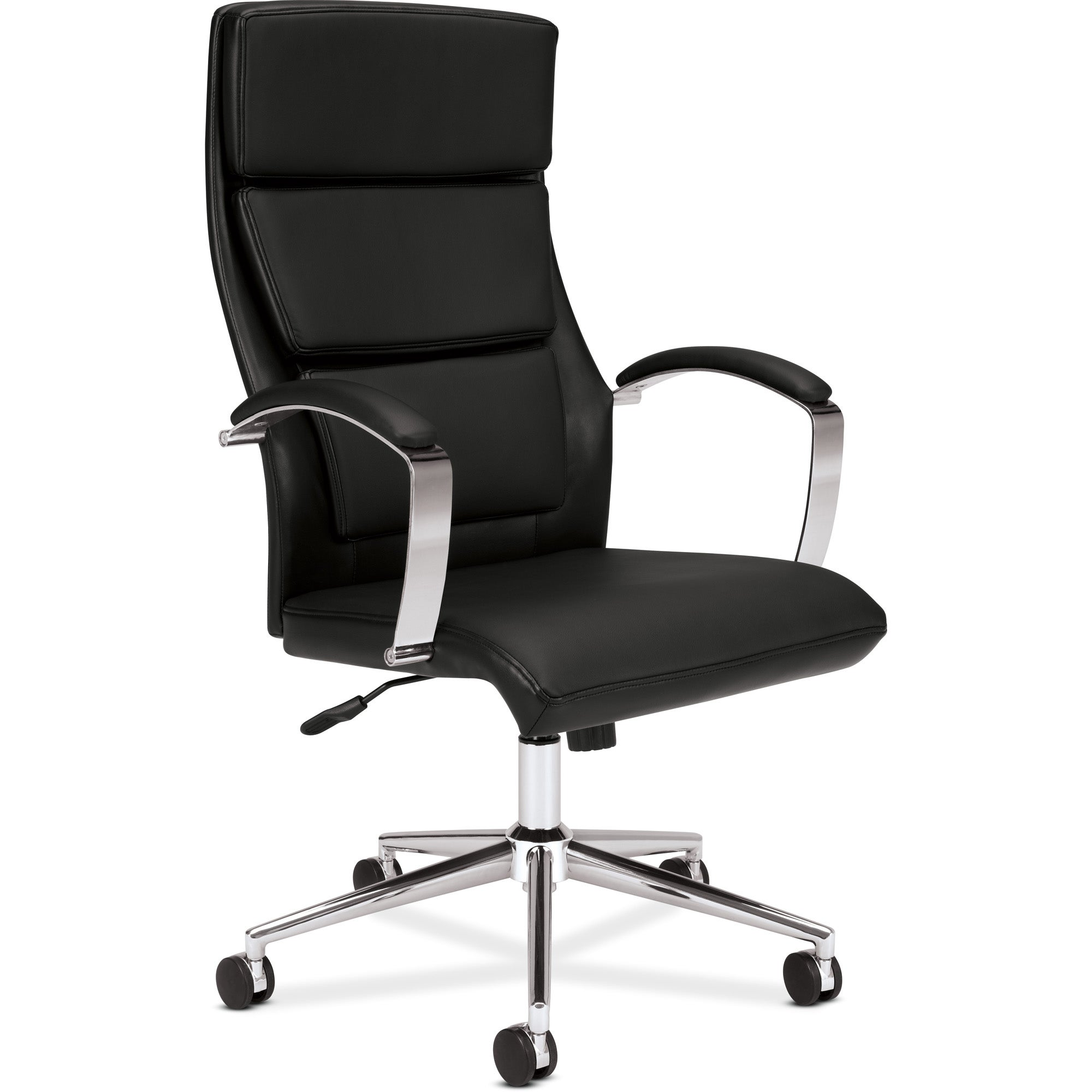 Basyx By HON VL105 Black High Back Executive Task Chair Overstock