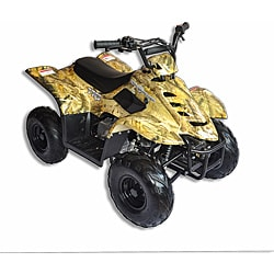 Trailrover Camo 110cc Automatic Transmission ATV