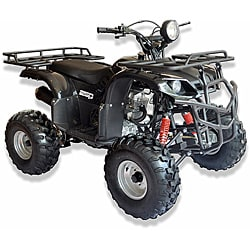 Trailrover Black 250cc Manual Transmission ATV