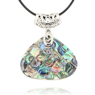 Pearlz Ocean Abalone Shell Fashion Pendant
