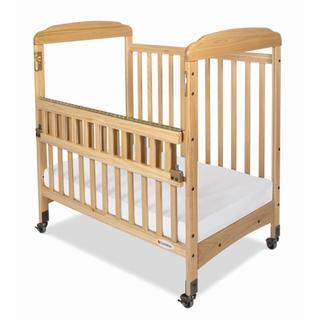 Foundations Serenity SafeReach Clearview Compact Crib