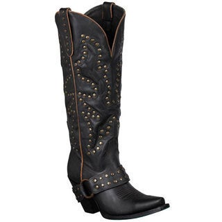 Lane Boots Women's 'Stud Rocker' Cowboy Boots