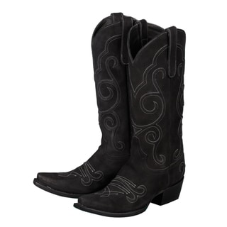 Lane Boots Women's 'Embossed' Cowboy Boots