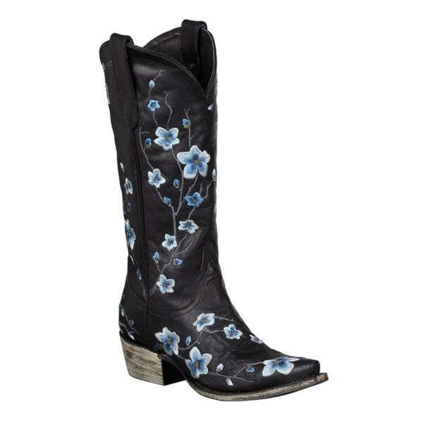 Lane Boots Women's 'Sakura' Cowboy Boots