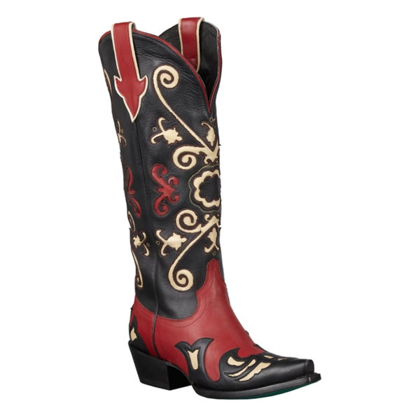 Lane Boots Women's 'Margaret' Cowboy Boots