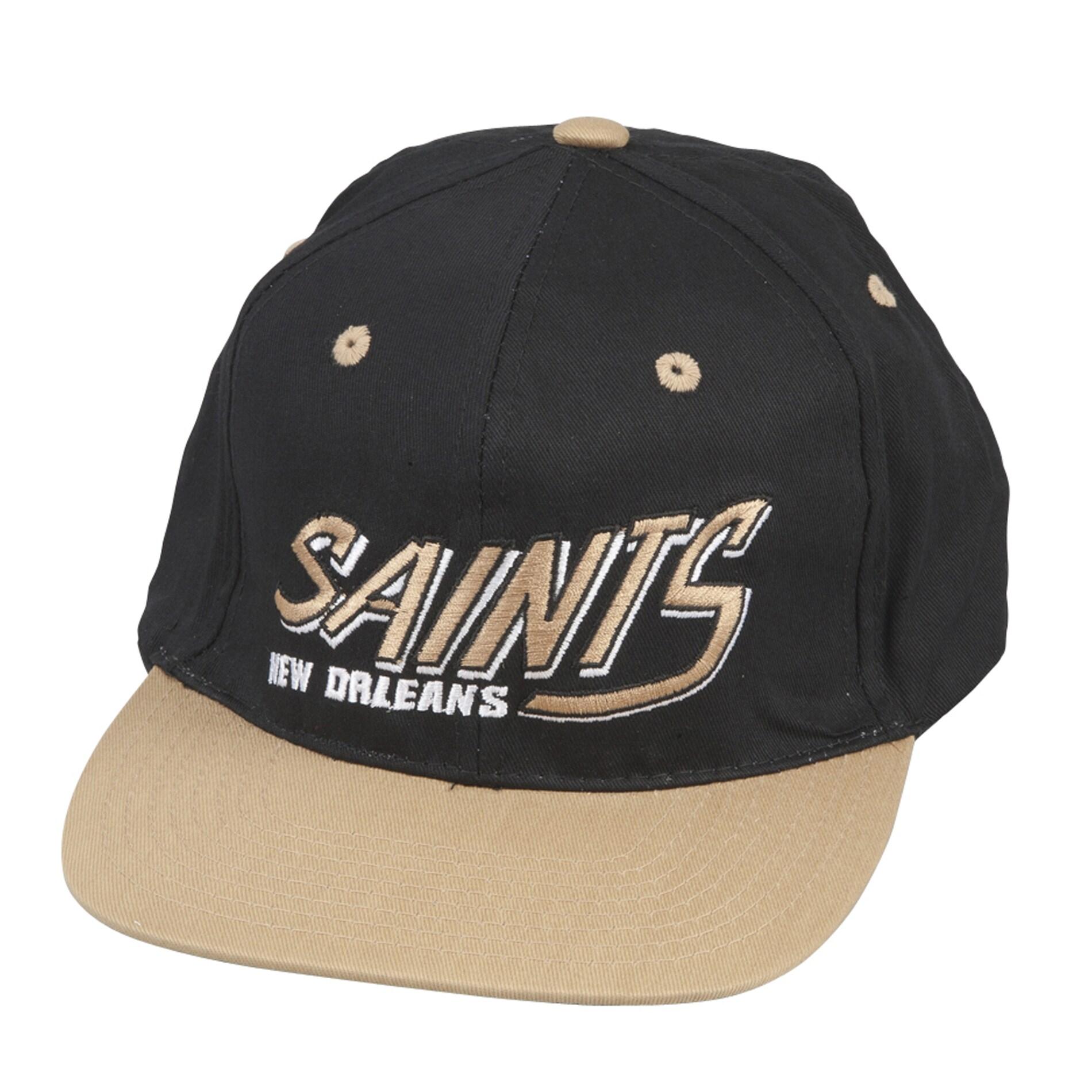 New Orleans Saints Retro NFL Snapback Hat