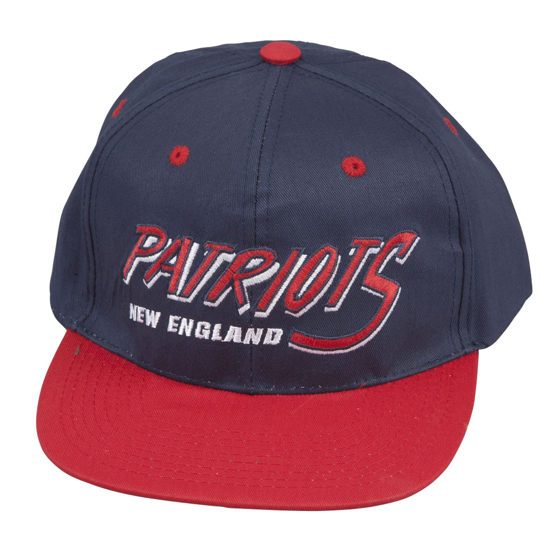 New England Patriots Retro NFL Snapback Hat