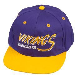 Minnesota Vikings Retro NFL Snapback Hat