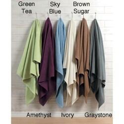 IBENA Pure Cotton Twin-size Blanket