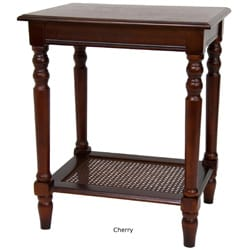 Wood 23-inch Classic Design Side Table (China)