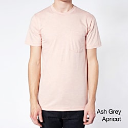 American Apparel Men's Single Pocket Shirt