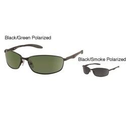 Gargoyles Men's 'Traction' Polarized Wrap Sunglasses