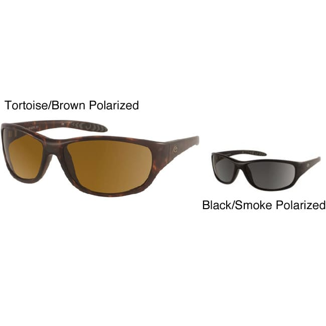 Gargoyles Men's 'Fabricator' Polarized Wrap Sunglasses