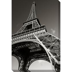 Eiffel Tower Oversized Gallery Wrapped Canvas