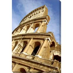The Colosseum Oversized Gallery Wrapped Canvas