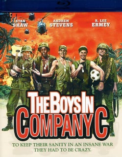 The Boys in Company C (Blu-ray Disc)