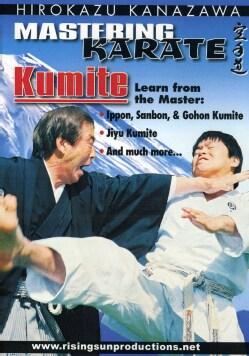 Mastering Karate: Kumite with Hirokazu Kanazawa (DVD)