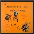 JEAN & PAUL CLAYTON WITH RICHARD CHASE RITCHIE - AMERICAN FOLK TALES & SONGS