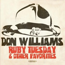 DON WILLIAMS - RUBY TUESDAY & OTHER FAVORITES