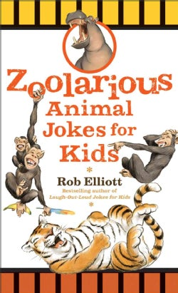Zoolarious Animal Jokes for Kids (Paperback)