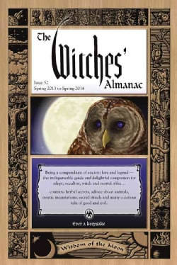 The Witches' Almanac: Spring 2013 - Spring 2014 (Paperback)