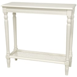 Rectangular Wood 29-inch Classic Design Console Table (China)