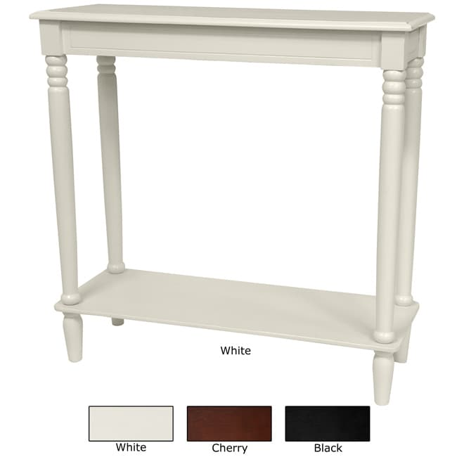 Wood 31-inch Classic Design Hall Table (China)