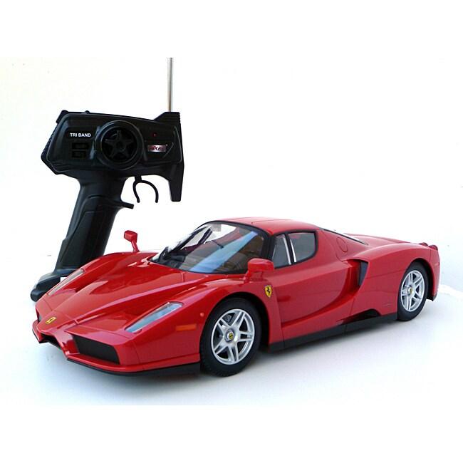 Enzo Bands: Tri Band 1:14-scale Remote Control Ferrari Enzo (RTR