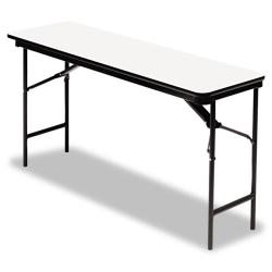 Iceberg Premium Rectangular 72 in. Folding Table