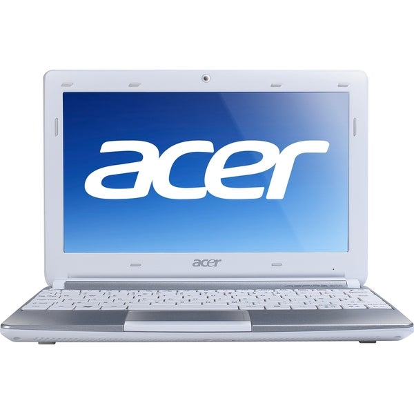 "Acer Aspire One D257 AOD257-N57DQws 10.1"" LED Netbook - Intel Atom N5"