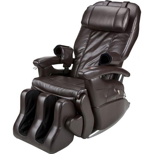 Espresso Deluxe WholeBody Massage Chair (Refurbished)
