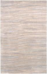 Julie Cohn Hand-knotted Burlington Abstract Design Wool Rug (9' x 13')