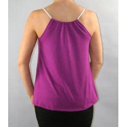 Institute Liberal Women's Berry Adjustable Strap Tank Top