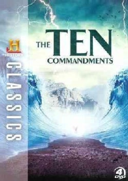 History Classics: The Ten Commandments (DVD)