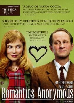 Romantics Anonymous (DVD)