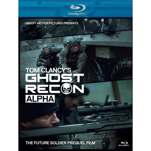 Tom Clancy's Ghost Recon Alpha (Blu-ray Disc) 8540166
