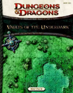 Vaults of the Underdark Map Pack (Sheet map)