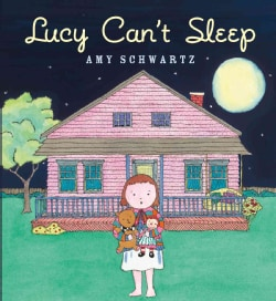 Lucy Can't Sleep (Hardcover)