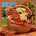 Shades of Fall Gourmet Snacks Gift Basket