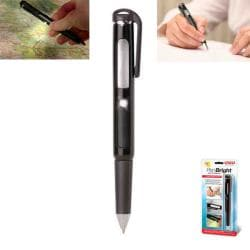 Pen Bright with Built In Magnifier and LED Light
