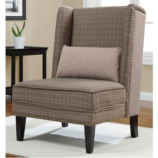 Gatehouse Tweed Wing Chair