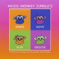MUSIC MONKEY JUNGLE - DANCE MOVE PLAY GROOVE