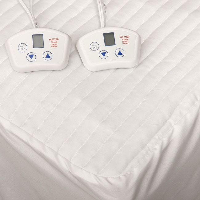 Electrowarmth Heated Queen-size Electric Dual Control Mattress Pad at Sears.com