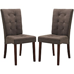 Anne Brown Dining Chairs (Set of 2)