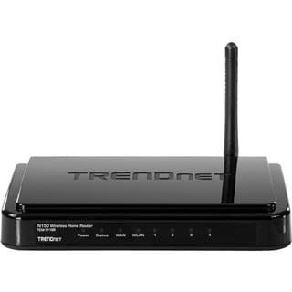 TRENDnet TEW-711BR IEEE 802.11n  Wireless Router